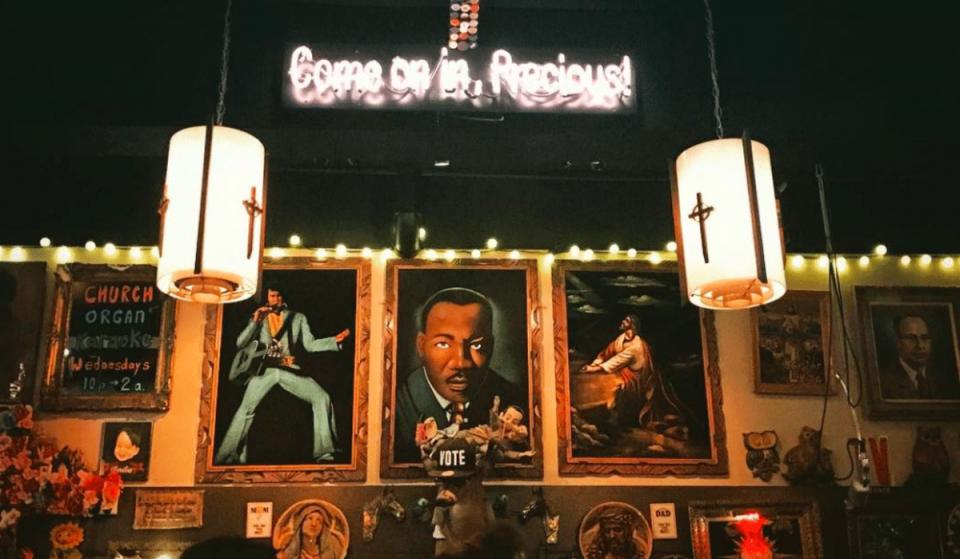 Atlanta's Quirky Church Karaoke And Ping-Pong Bar Is An Art Lover's Dream