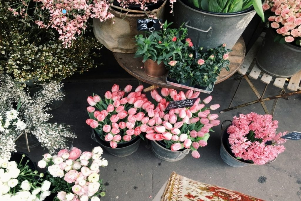 It's Already Springtime At This Pop-Up Makers Market In Atlantic Station