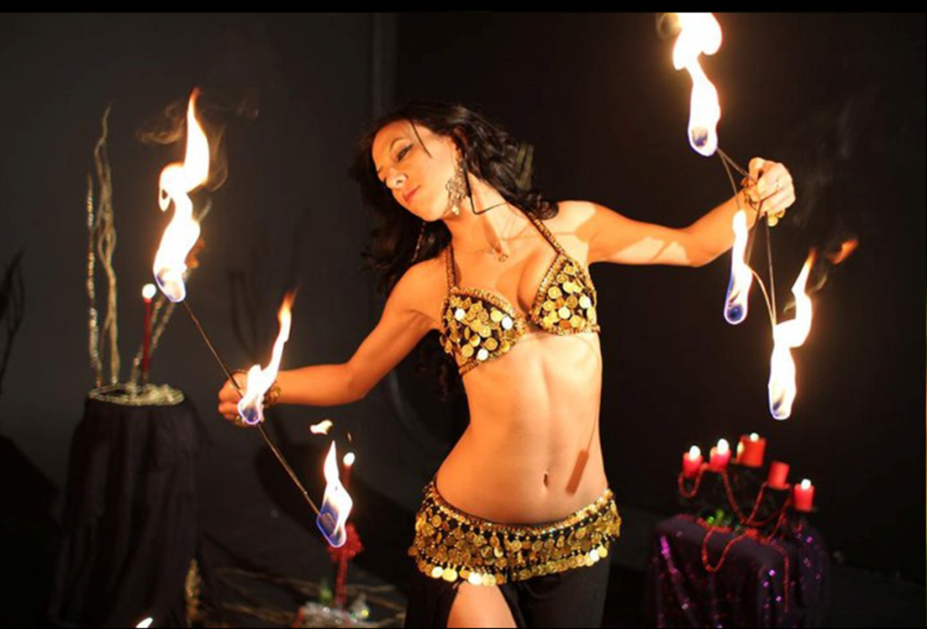 Moroccan Restaurant Will Transport You To North Africa With Their Belly Dancing Spectacular