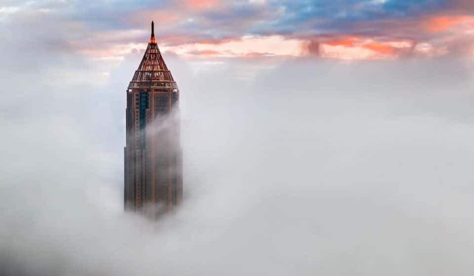 Atlanta's Tallest Building Unravels Plans For New Urban Park