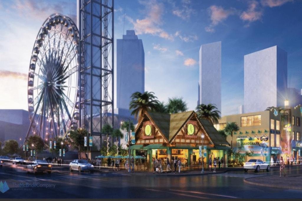 Margaritaville's Multi-Million-Dollar Hotel Coming To Downtown Atlanta