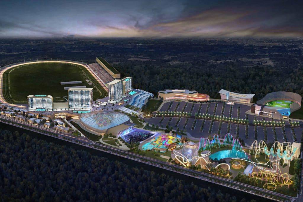 Insane $1B Casino Resort Gains Momentum As Georgia's Gambling Legislation Changes