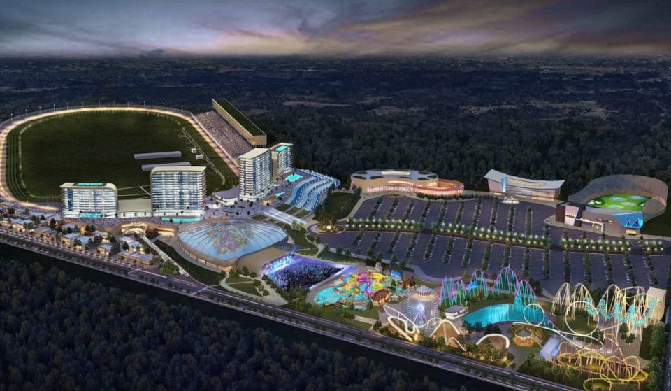 Insane $1B Casino Resort Gains Momentum As Georgia's Gambling Legislation Changes