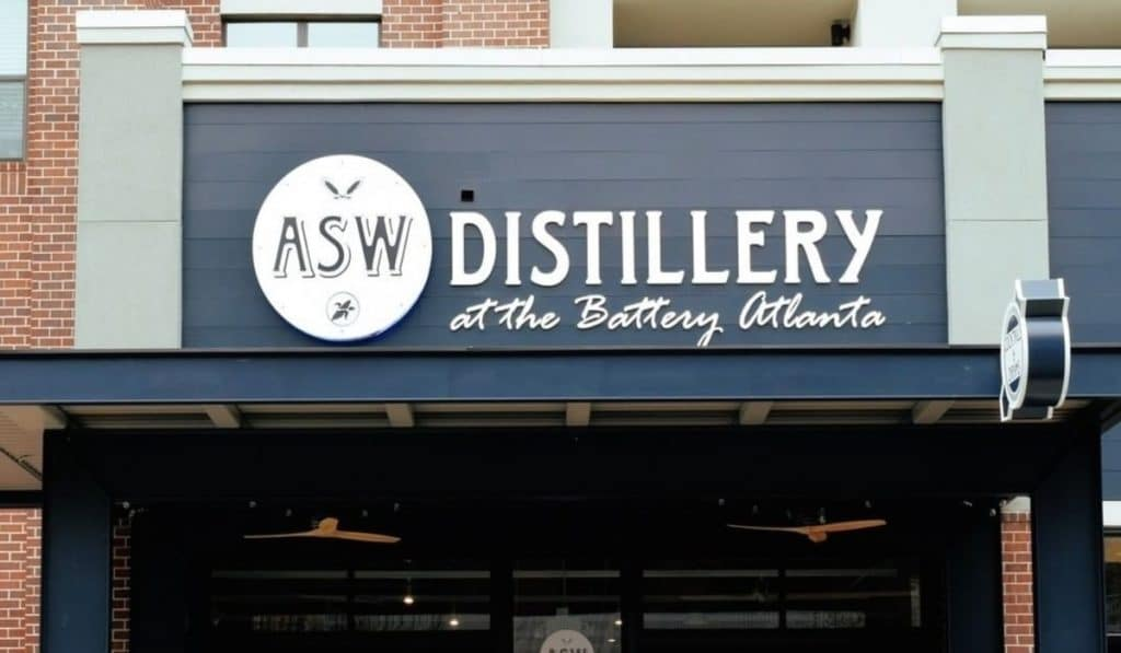 Hometown Craft Distillery ASW Will Open Exciting New Location At The Battery Atlanta