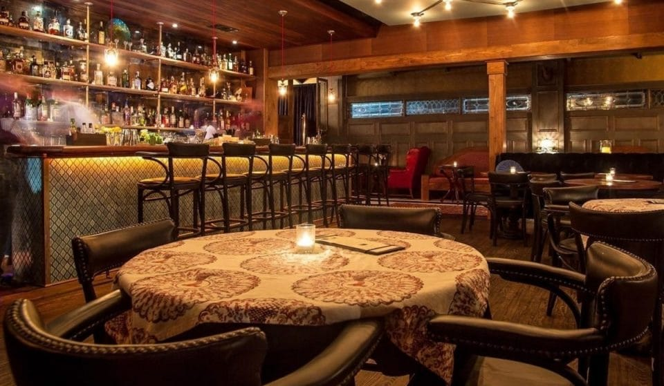 Travel Back In Time At This Gorgeous, 1920's Inspired Speakeasy In Atlanta