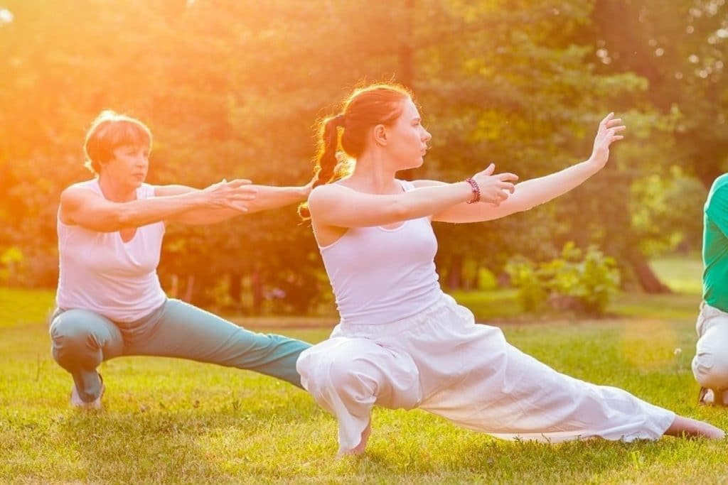 Connect With Nature As Botanical Gardens Hosts These Immersive Thai Chi Classes