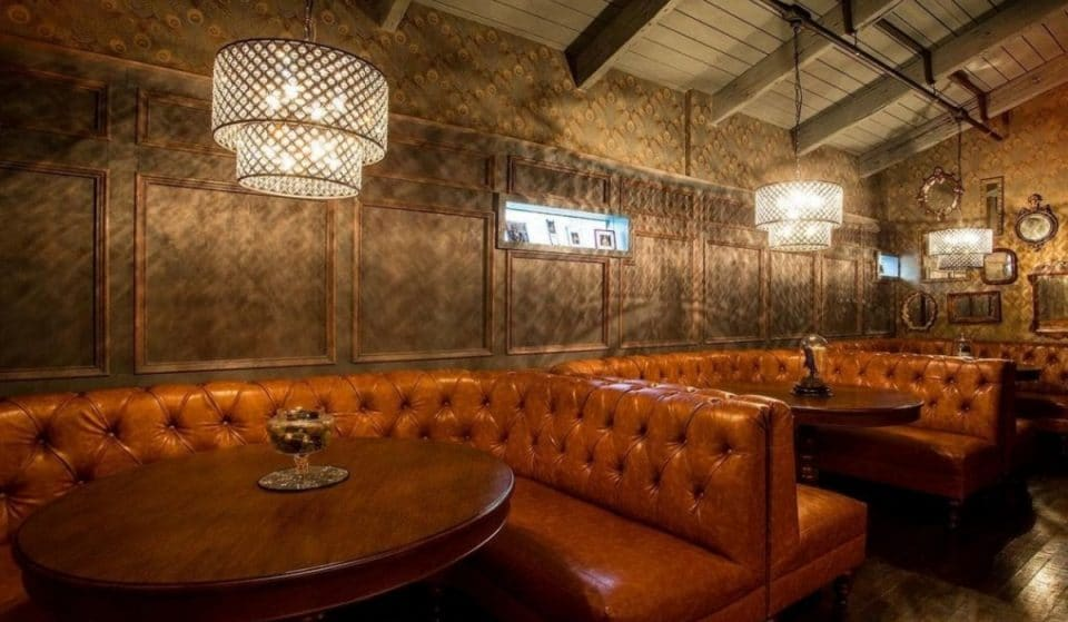 7 Incredible Speakeasies In Atlanta That Will Transport You Back To The Prohibition Era