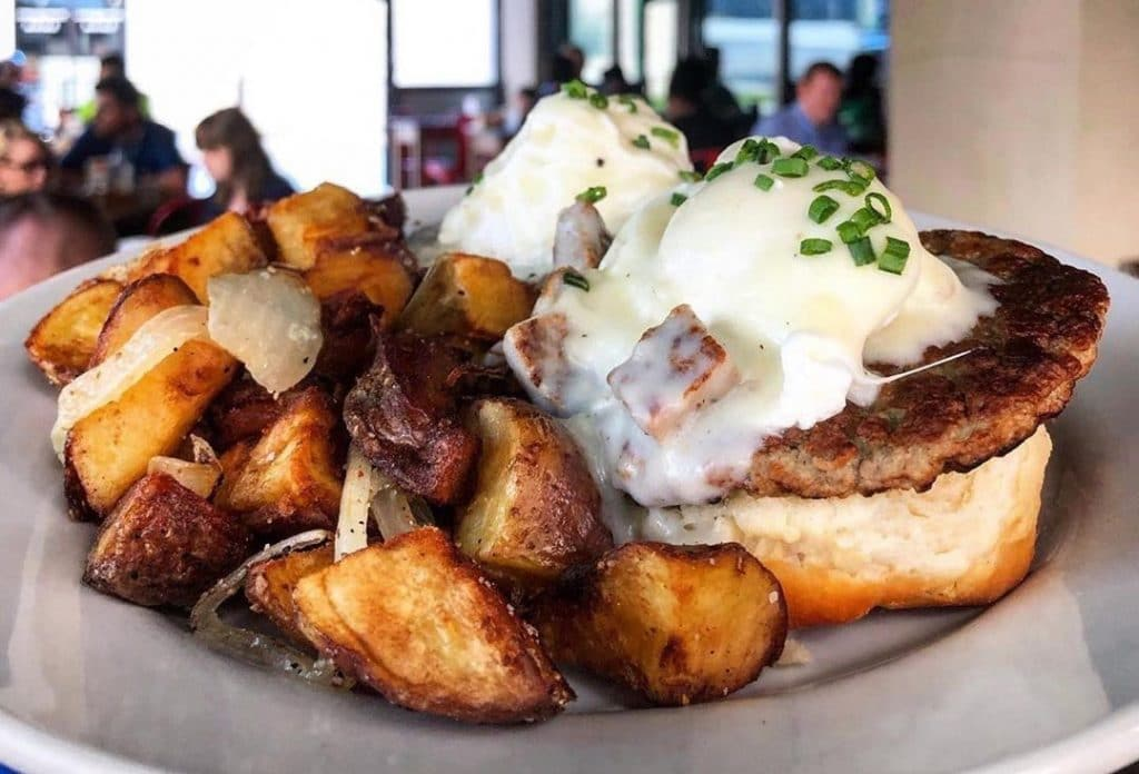 5 Epic, Southern Takes On Eggs Benedict That Are Uniquely Atlanta