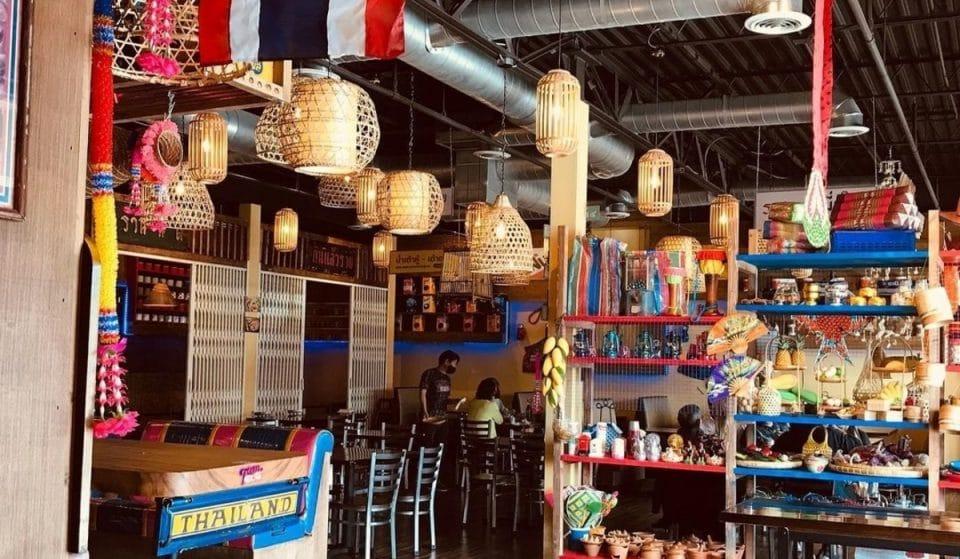 Tasty Thai Street Food Concept Tum Pok Pok Opens in Chamblee