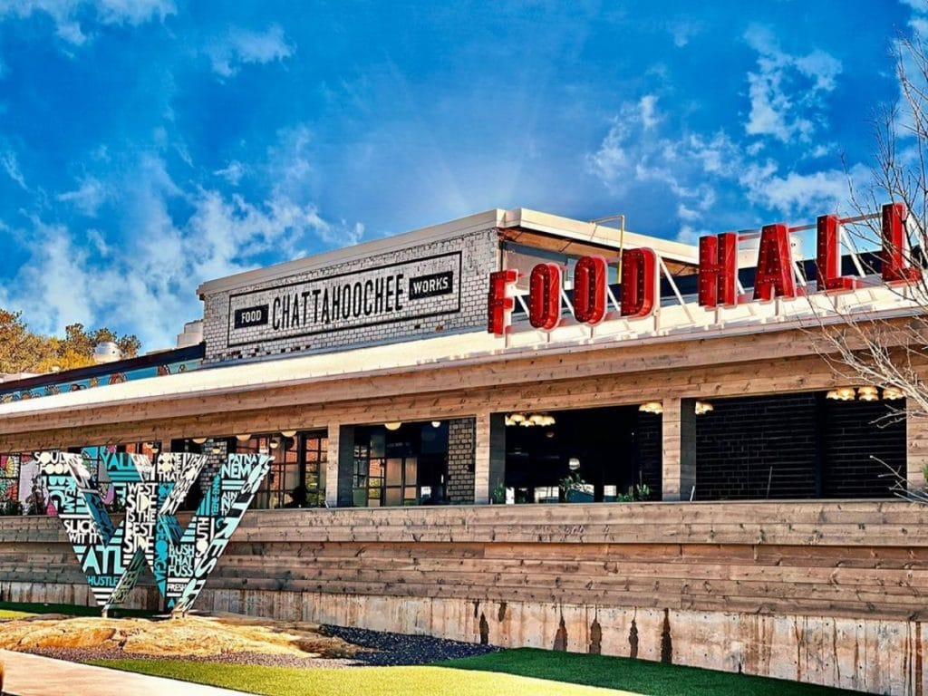 New Food Hall The Works Officially Opens In Atlanta Just In Time For Summer
