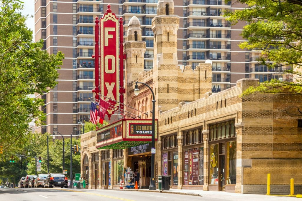 Discover The Ghosts That Inhabit The Frightfully Haunted Fox Theatre