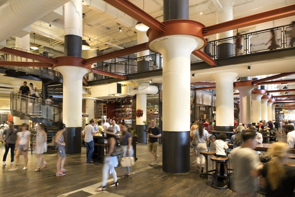 Ponce City Market's Swanky Expansion Confirmed For Early Summer Debut