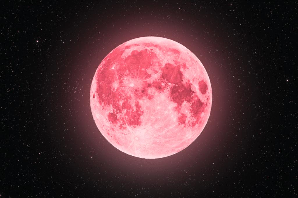 A 'Super Pink Moon' Will Shine Bright Over Atlanta Tonight
