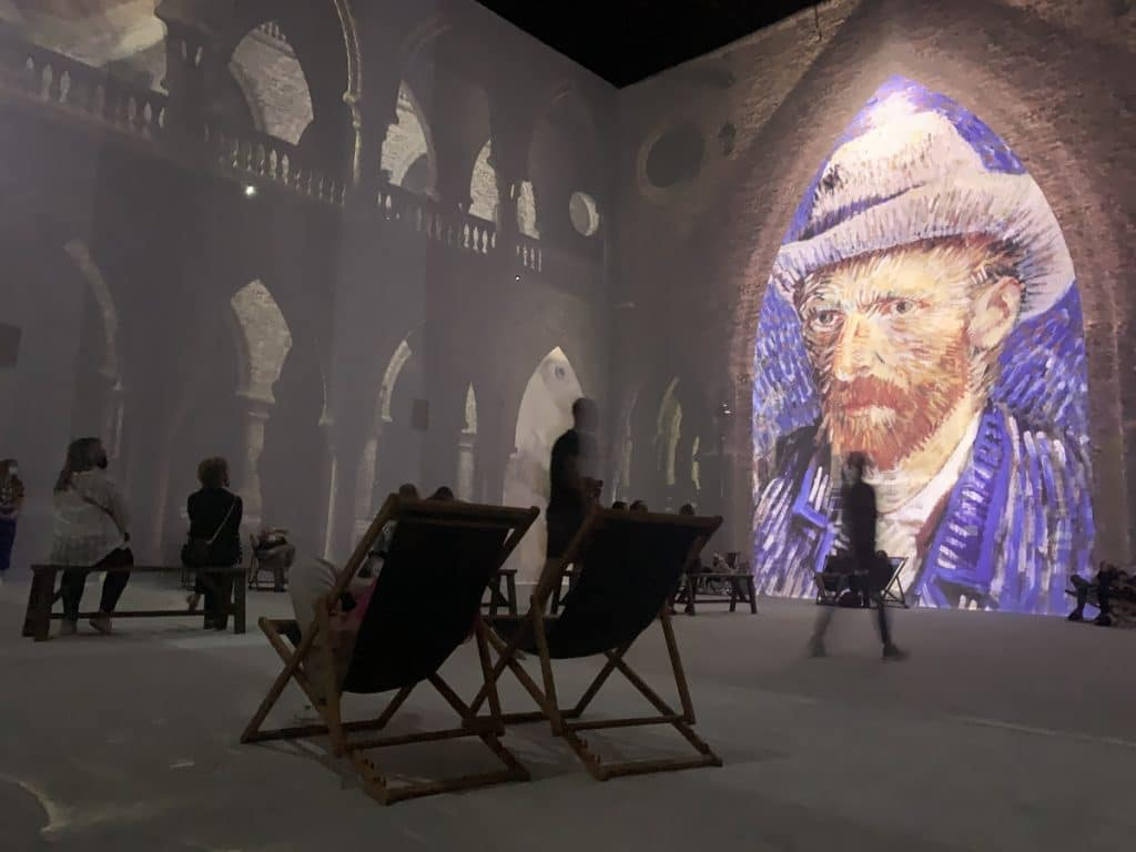 Van Gogh: The Immersive Experience Is Now Open In Atlanta, And It's Breathtaking!