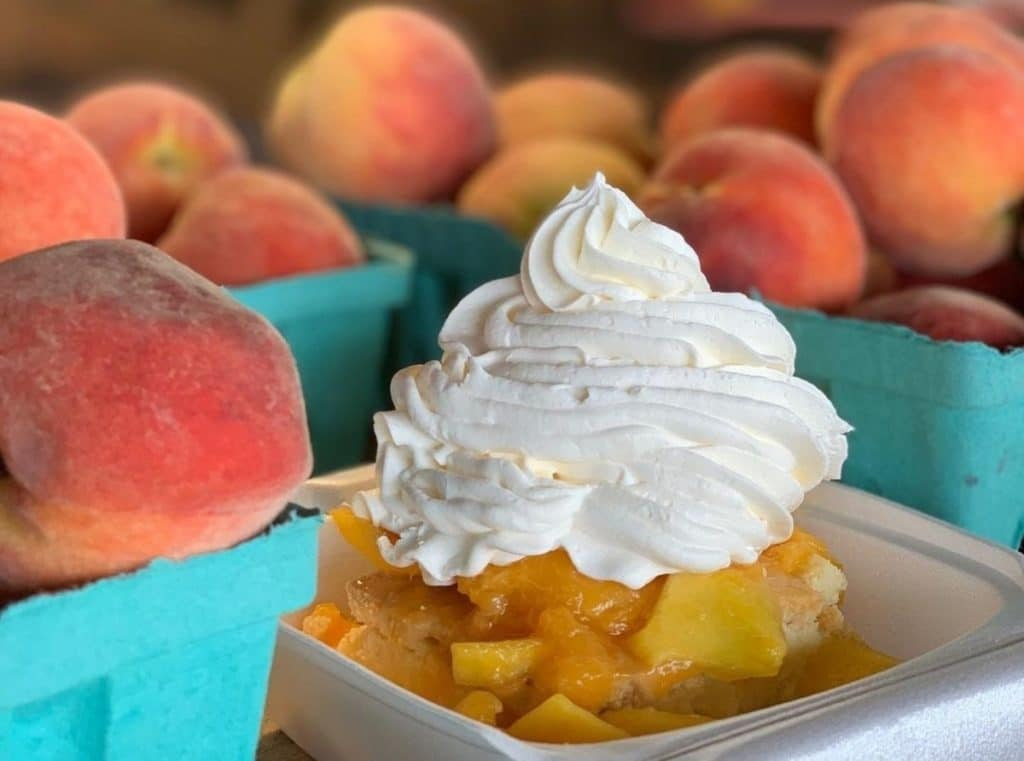 5 Of The Best Places To Go Peach Picking In And Around Atlanta This Season