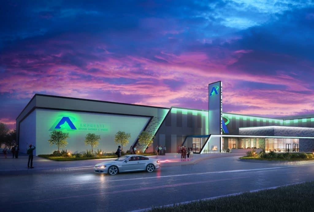 Insane Indoor Karting Attraction Opens Location In Atlanta