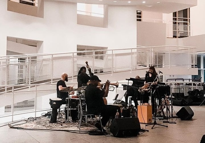 HIGH Museum Of Art Transforms Into An Unmissable Jazz Club Every Month