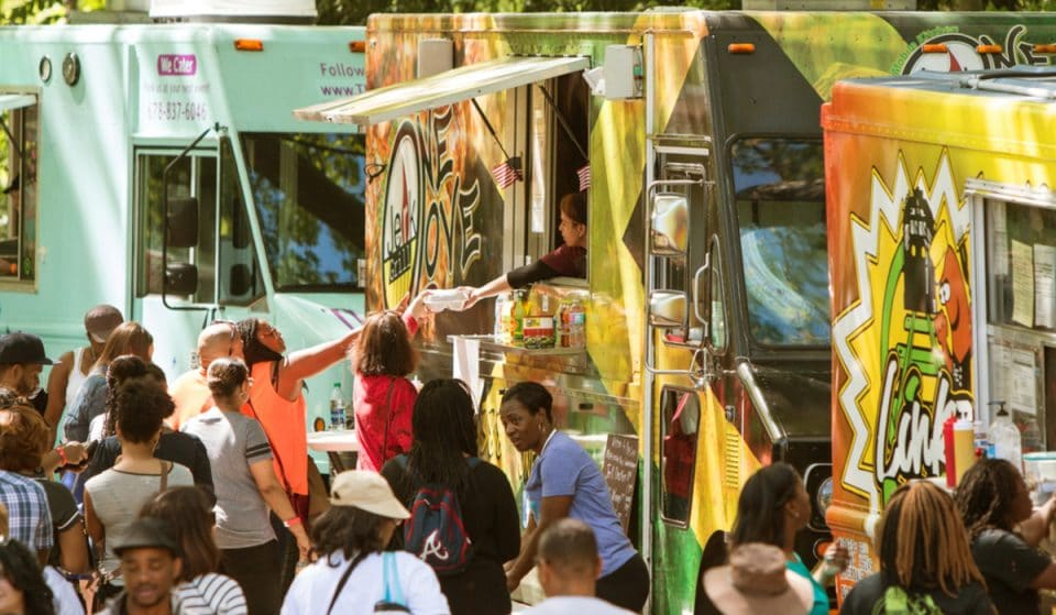 New Food Truck Park 'What The Truck?!' Opens Along The Westside Beltline