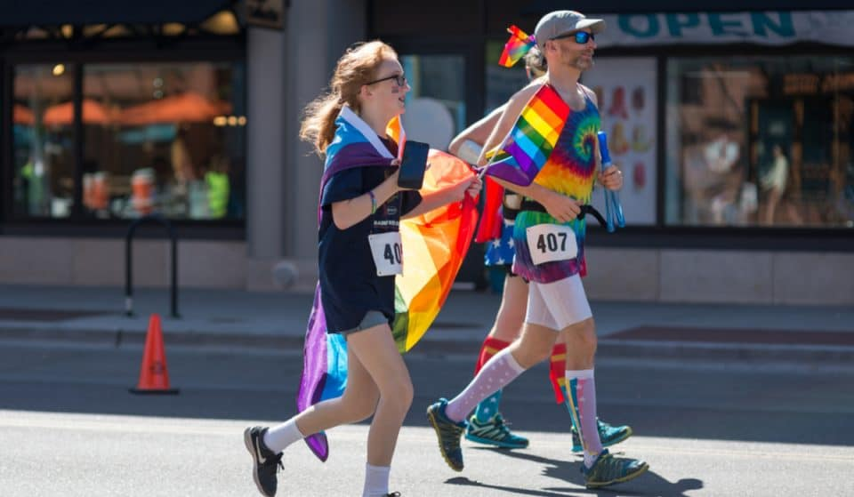 Atlanta Pride Run's In-Person Return Takes Place In Piedmont Park This Weekend