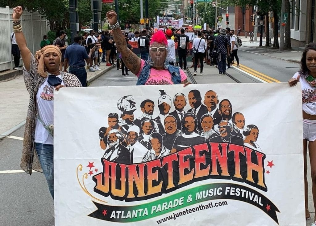 Music Festival To Take Place At Centennial Olympic Park Honoring Juneteenth