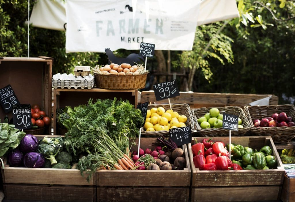 This Vegan Farmers Market At Second Self Beer Company Is A Plant-Based Paradise