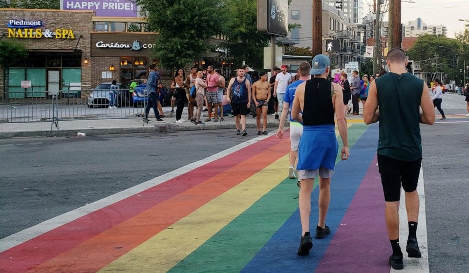 10 Ways To Celebrate And Honor Pride Month In Atlanta