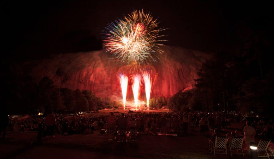 8 Spectacular Things To Do This Fourth Of July In Atlanta