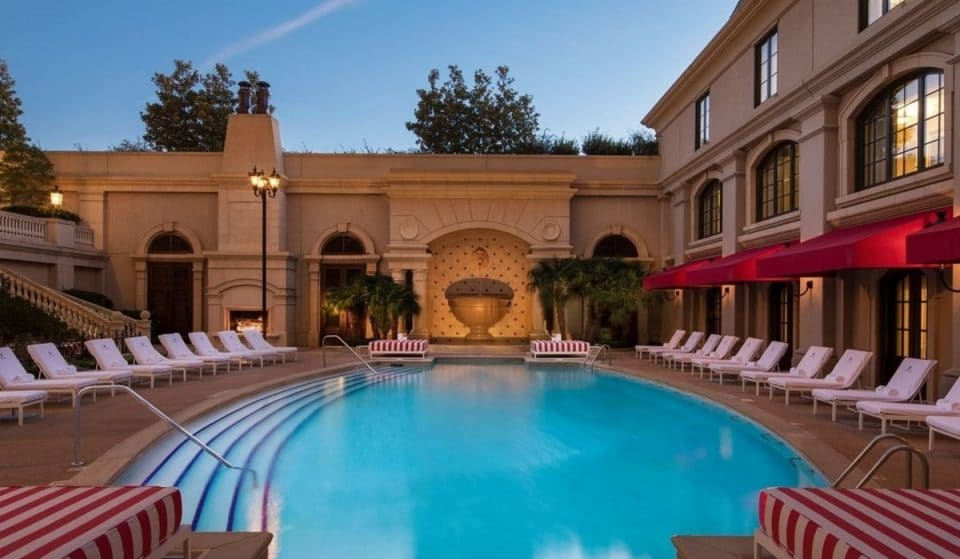 8 Fabulous Hotel And Rooftop Pools In Atlanta That Are Perfect For Summer