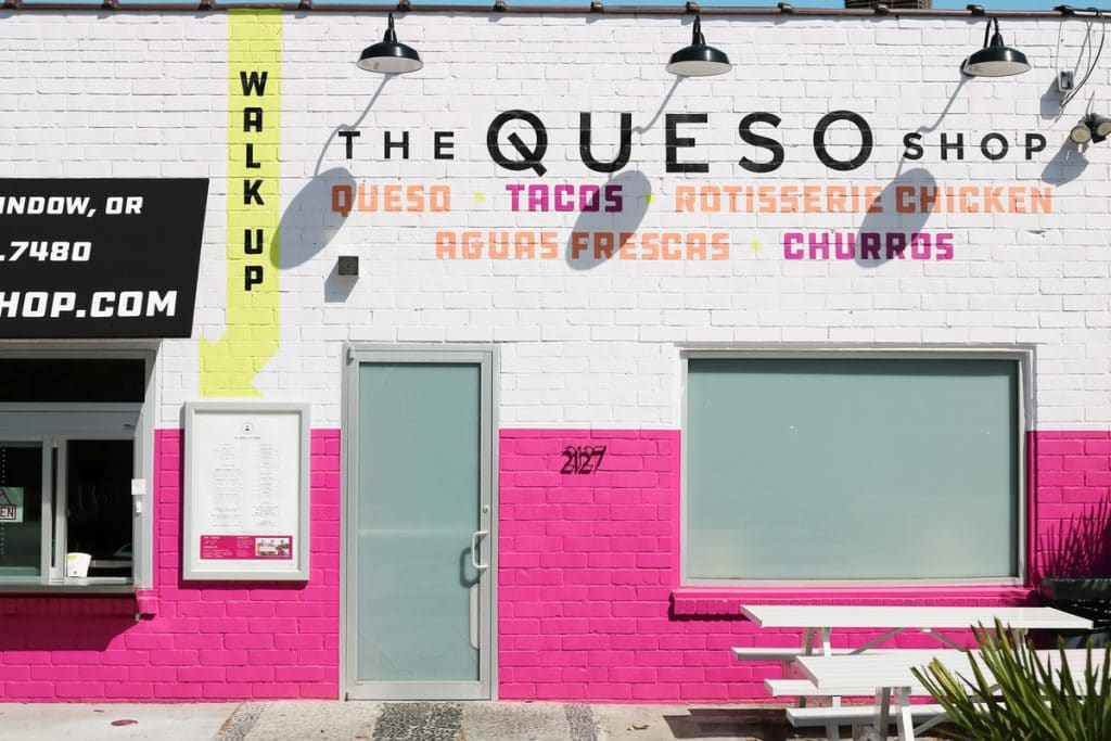 Tasty Taco Joint The Queso Shop Is Relocating To Toco Hills Shopping Center