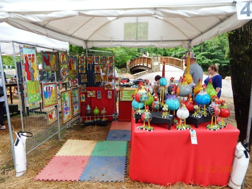 Enchanting Butternut Creek Fine Arts & Crafts Festival Returns