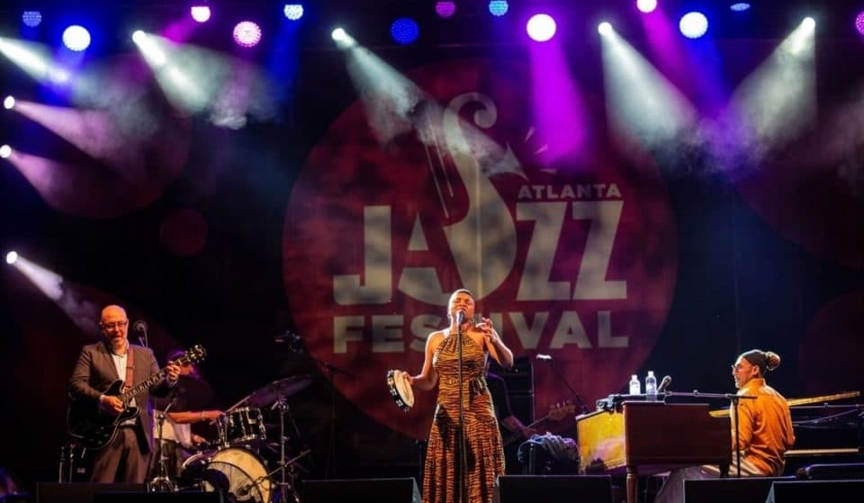 Atlanta Jazz Festival Is Set To Return, And It's Completely Free Of Charge!