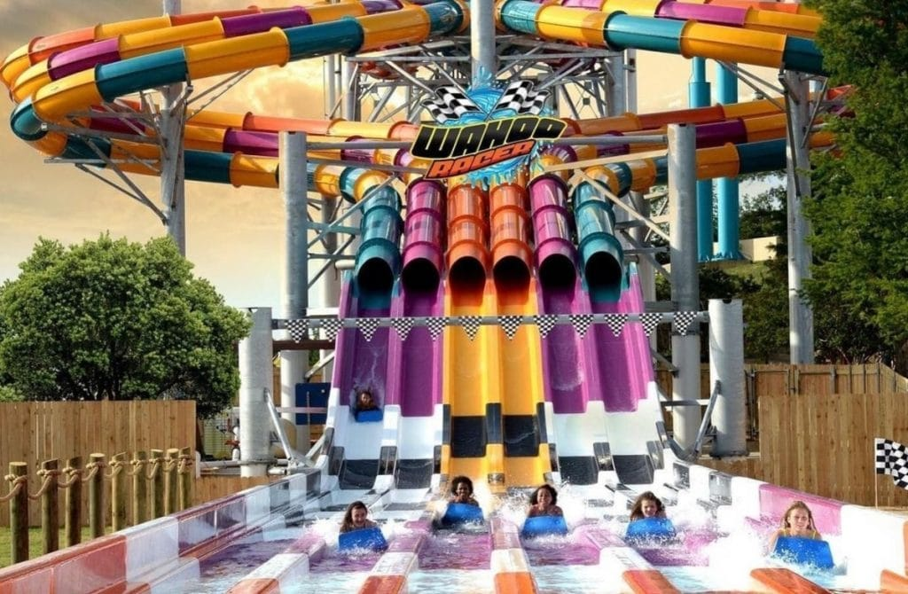 7 Fantastic Water Parks In Georgia For Escaping The Heat This Summer