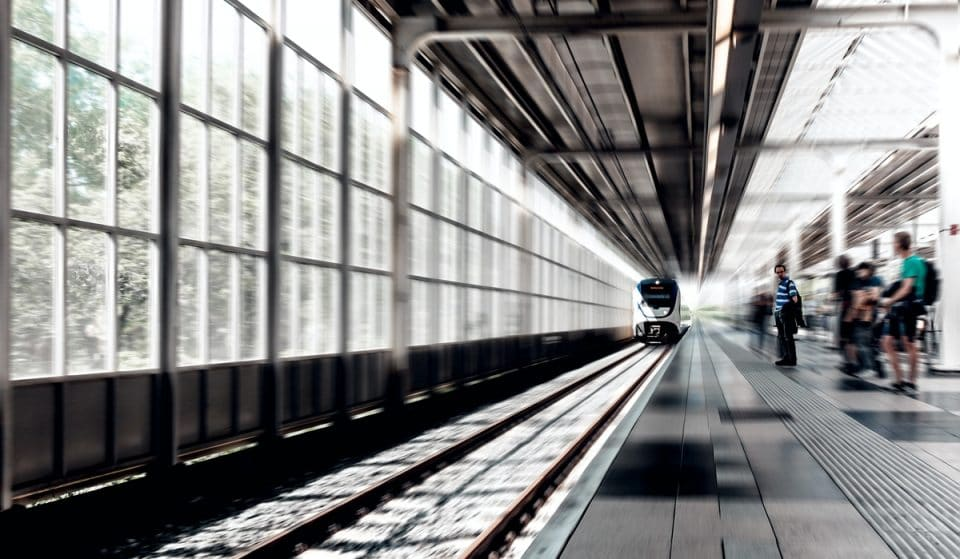 Preferred Route For High Speed Train Service To Charlotte Confirmed