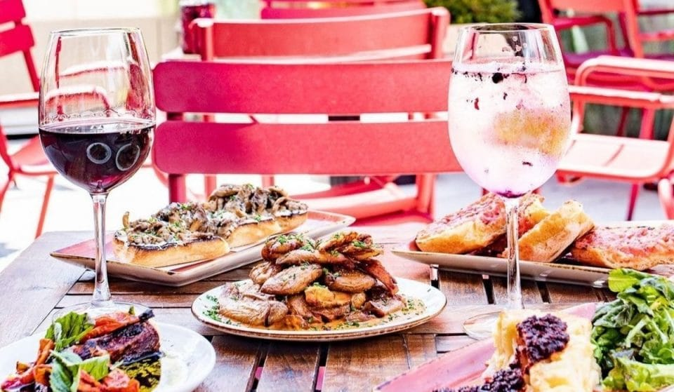 Escape To Spain With Tapas And Flamenco At Atlanta's Gypsy Kitchen
