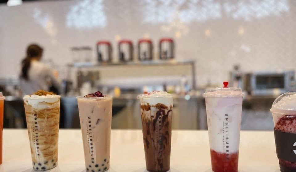 5 Awesome Places With The Best Bubble Tea In Atlanta