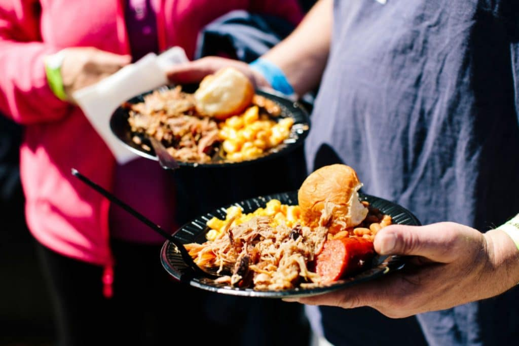 Pork Out At This Beer, Bourbon & BBQ Festival Coming To Atlantic Station