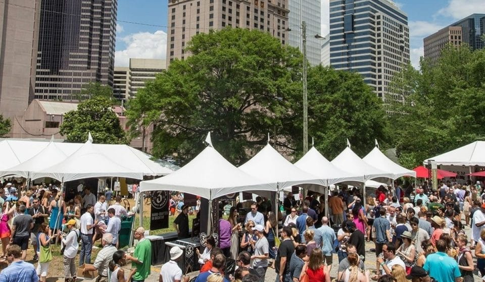 Atlanta's Food And Wine Festival Will Be Back Soon, And It's Better Than Ever!