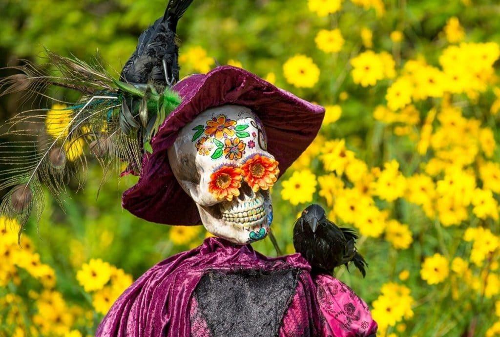 Spooky Scarecrows To Take Over The Atlanta Botanical Garden This Fall