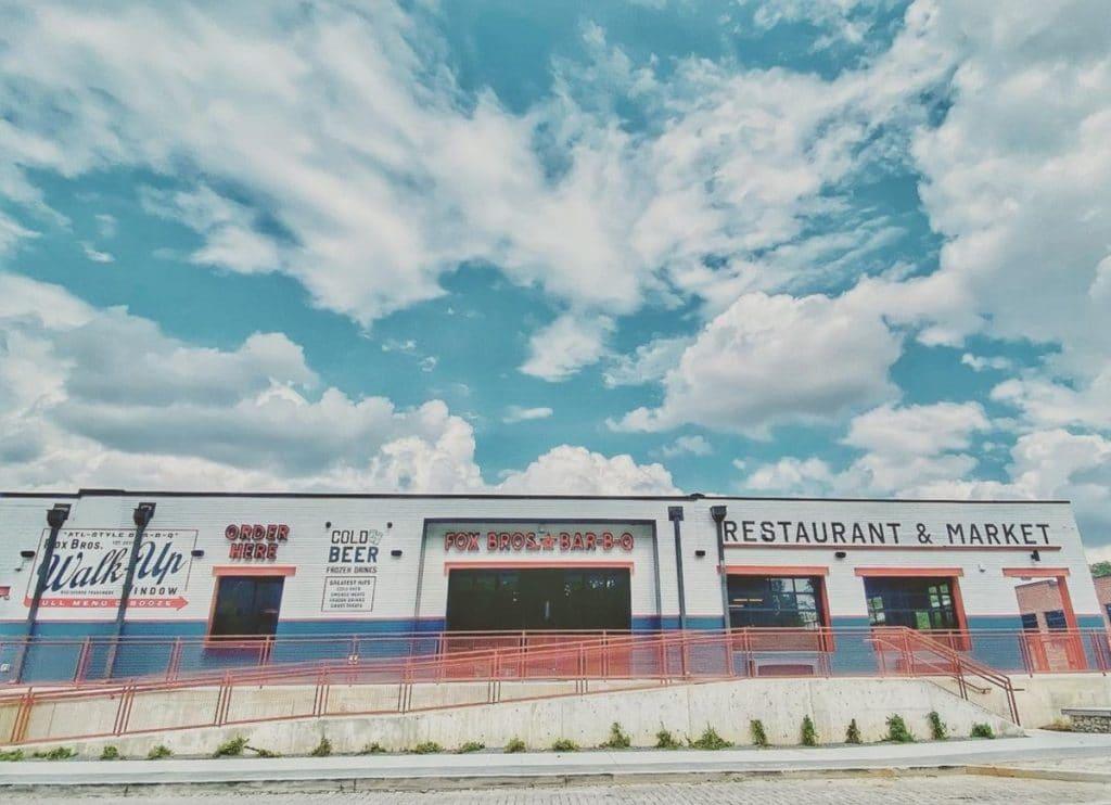 Fox Bros. Bar-B-Q's Second Location Is Finally Open On Atlanta's Westside