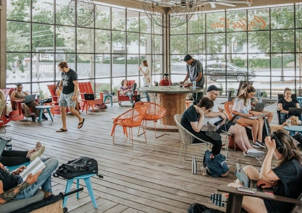 7 Marvelous Places To Work Or Study In Atlanta