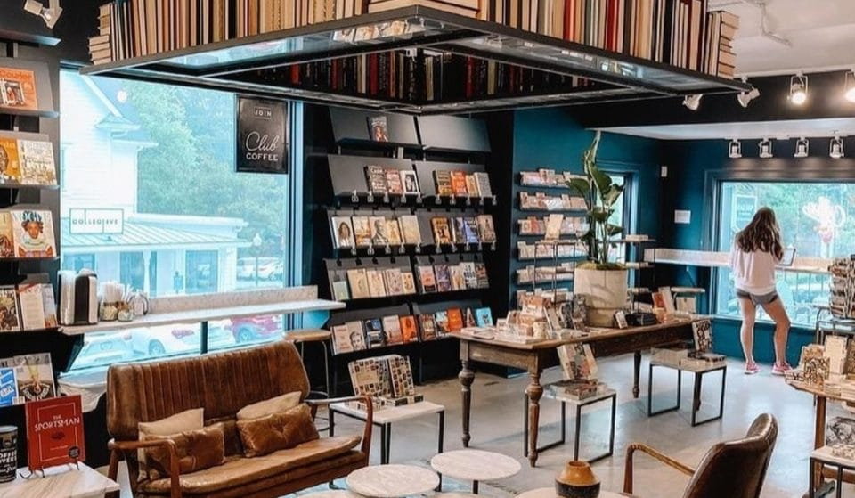 8 Mind-Blowing Local Bookstores To Support In Atlanta