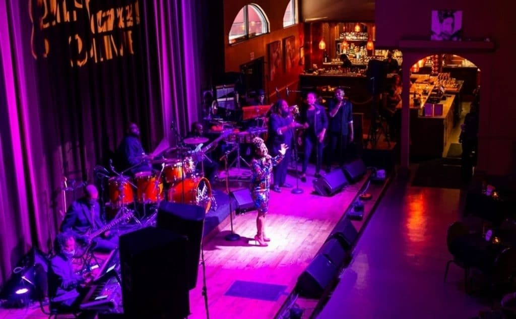 7 Spectacular Places To Hear Live Jazz In Atlanta