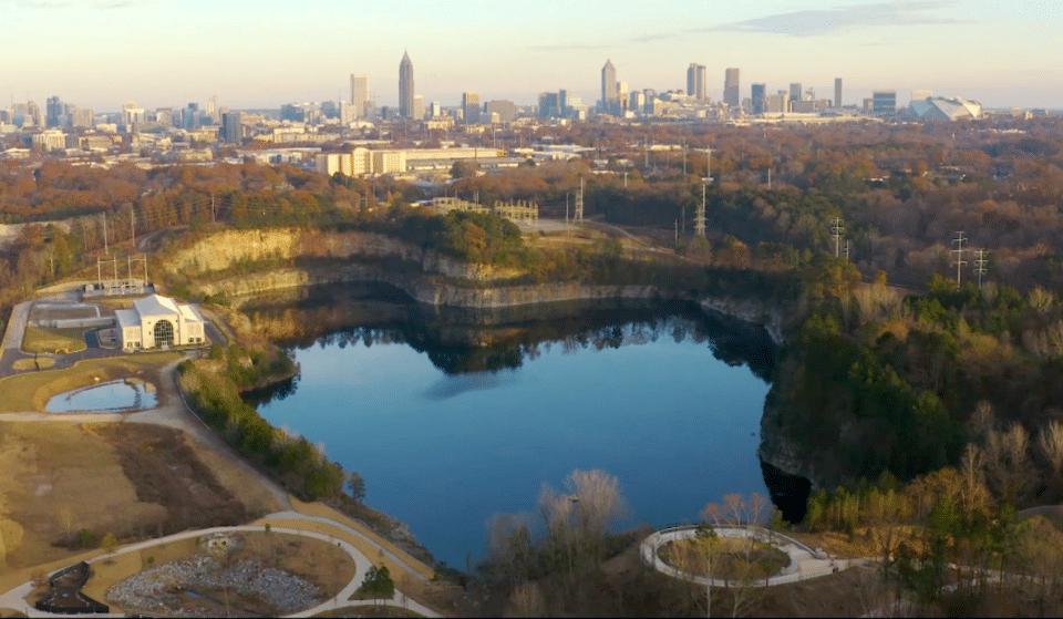 Westside Park Finally Opens As Atlanta's Largest Green Space