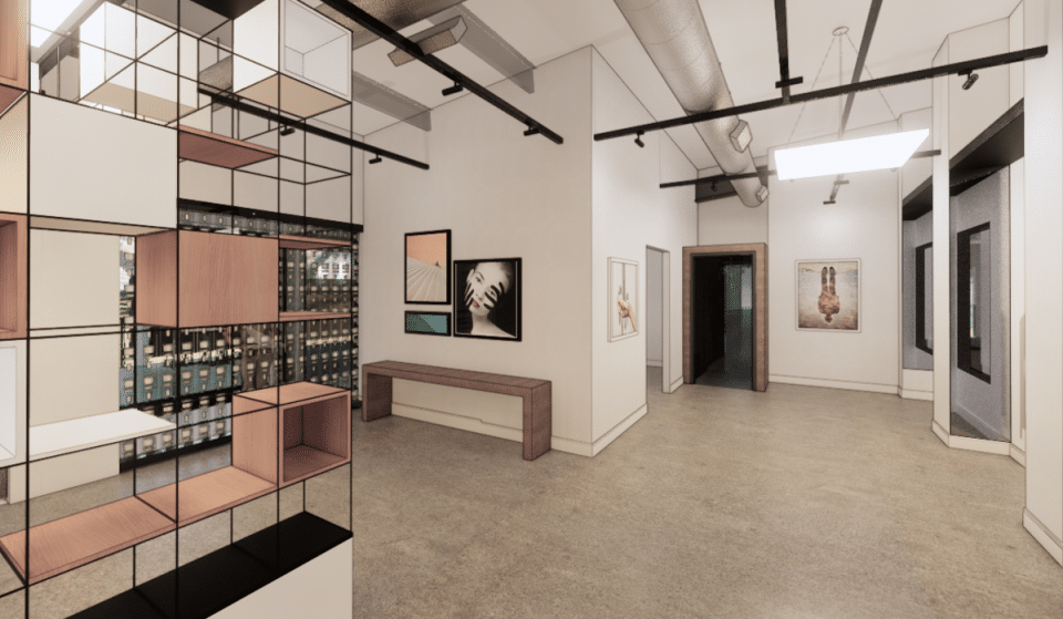 This Unique Distillery Of Modern Art Is On Its Way To Chamblee