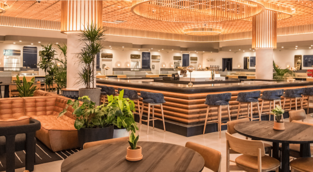 Your Guide To Every Vendor At Atlanta's Luxurious Food Hall 'Politan Row'