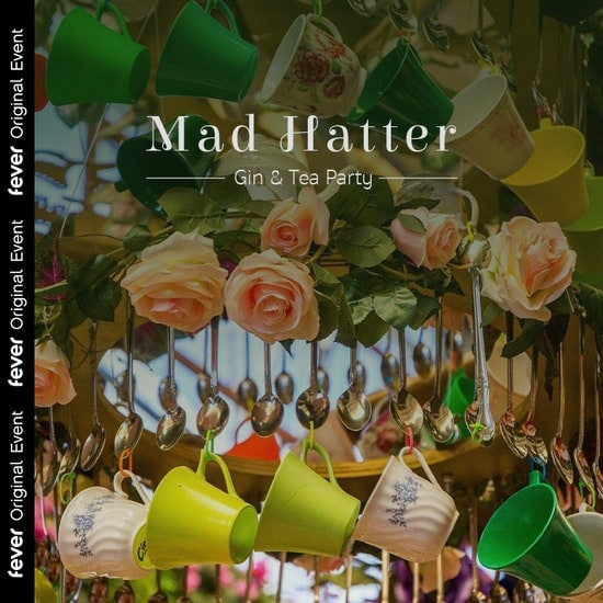 Mad Hatter's (Gin &) Tea Party