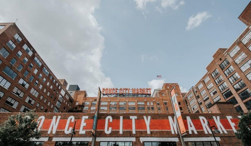 Ponce City Market To Host Epic Monthly Block Party Throughout Fall & Winter
