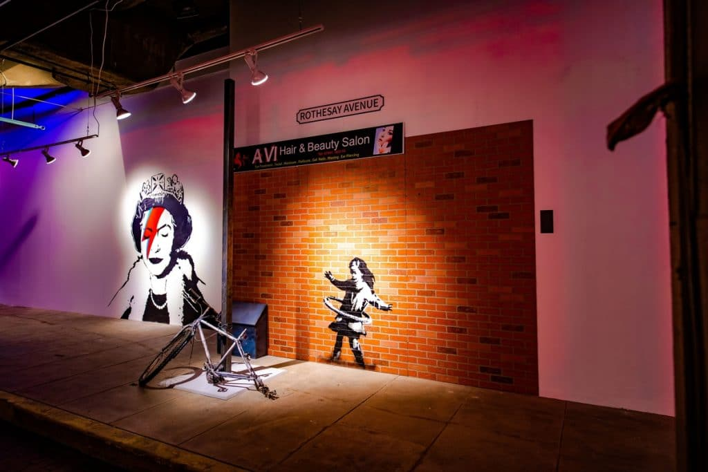 This Mind-Blowing Banksy Exhibition Opens In Atlanta!