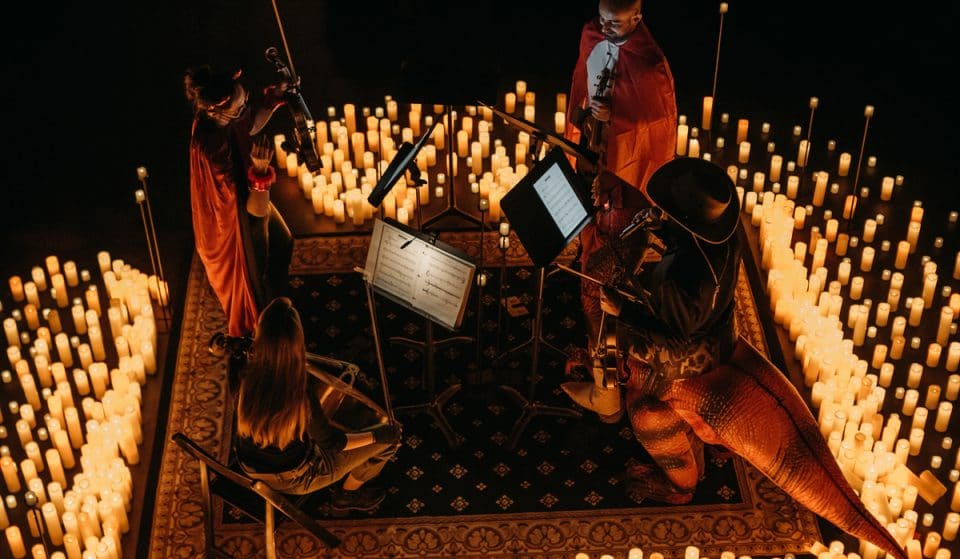 Spooky Takeover Scheduled For Spectacular Candlelight Concerts This Halloween