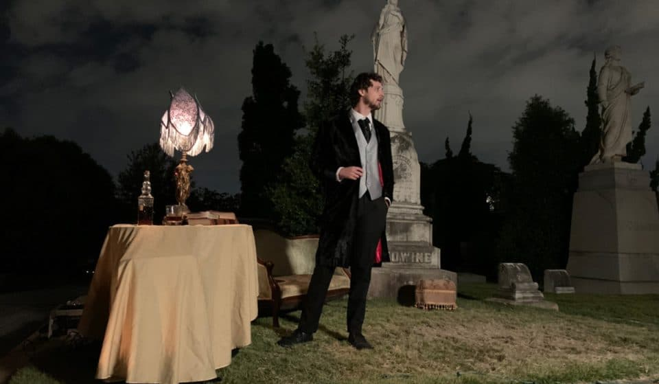 Oakland Cemetery To Host An Epic Selection Of Halloween & Fall Events